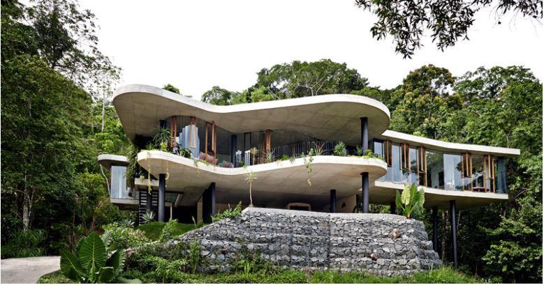 Hòa mình giữa thiên nhiên, những ngôi nhà này đẹp khó rời mắt
